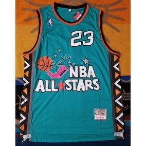 Jordan NBA All Stars 23 Throwback Jersey